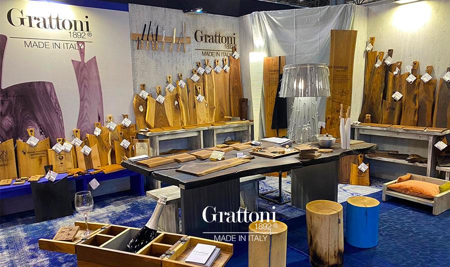 Grattoni1892 • Maison&Objet •Gennaio 2020